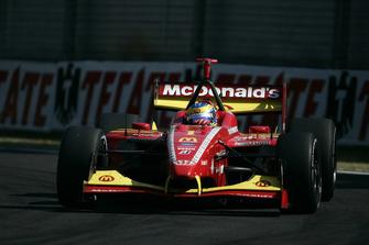 Sebastien Bourdais, Newman Haas Lanigan Racing