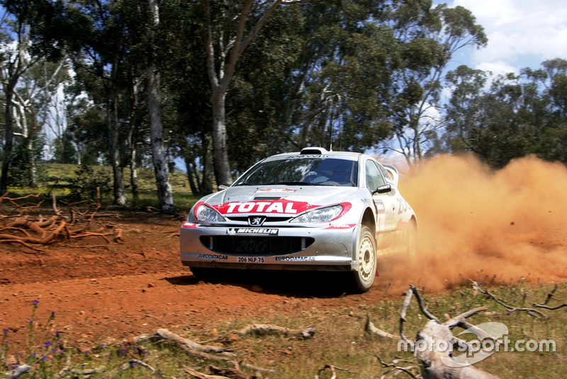 Rallye d'Australie 2001