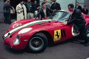Карл Фойтек, Ferrari 250 GTO 3809GT