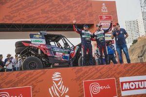 Игнасио Касале и Америко Алиага, Casale Racing, Yamaha YXZ 1000 Turbo RR (№361)