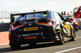 Dan Cammish, Team Dynamics Honda Civic