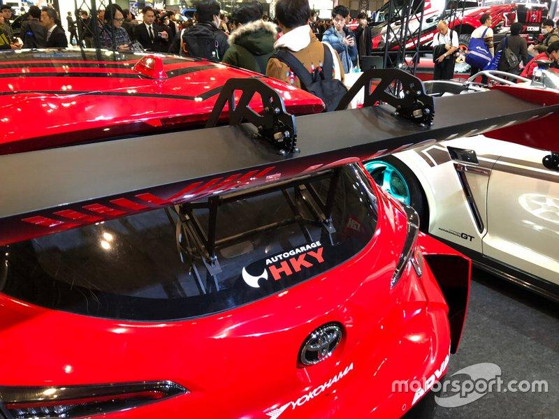 Toyota Corolla Sport TCR Concept