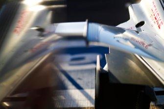 Detalle del coche de Maximilian Günther, Dragon Racing, Penske EV-3