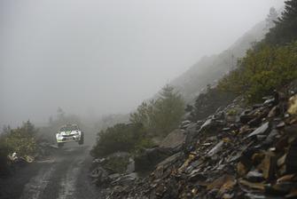 Pontus Tidemand, Jonas Andersson, Škoda Motorsport Škoda Fabia R5