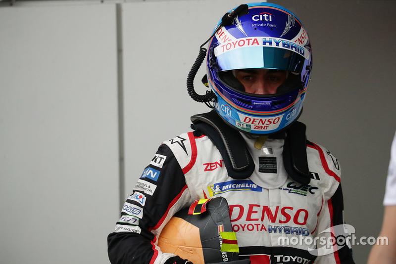 Fernando Alonso, Toyota Gazoo Racing