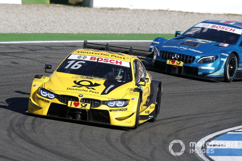 Timo Glock, BMW Team RMG, Saisonauftakt in Hockenheim
