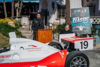 Simon Pagenaud, Red McCombs - IndyCar, San Antonio