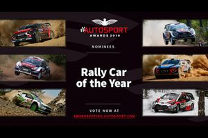 Rally Car of the Year