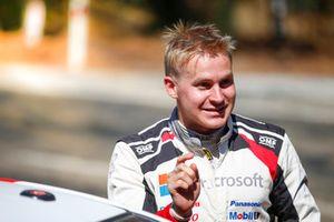 Эсапекка Лаппи, Toyota Gazoo Racing WRC