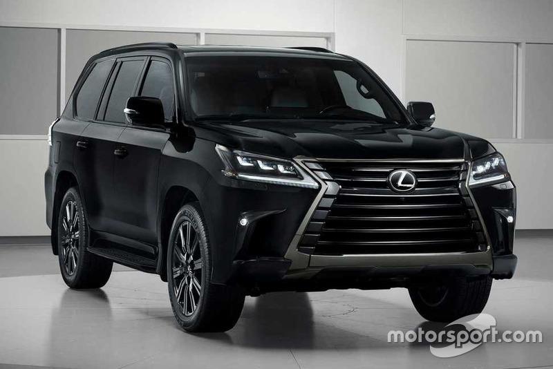 Lexus LX Inspiration 2019 року