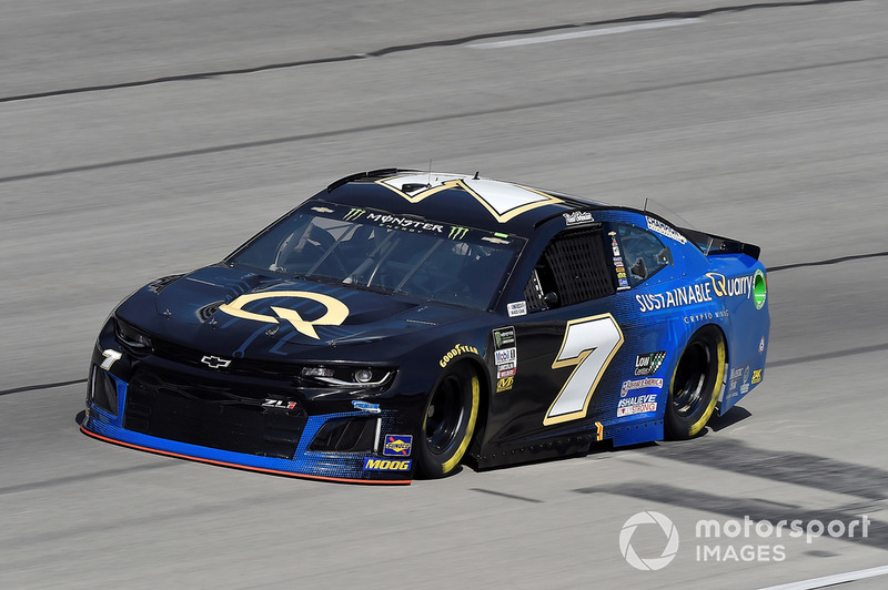 38. Reed Sorenson, Premium Motorsports, Chevrolet Camaro Sustainable Quarry Crypto Mining