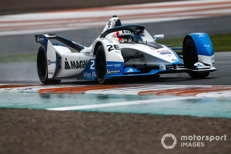 BMW I Andretti Motorsports