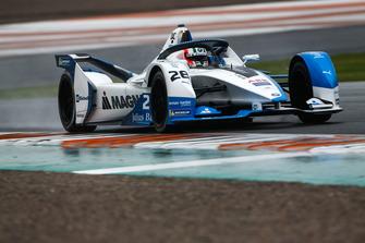Antonio Felix da Costa, BMW I Andretti Motorsports, BMW iFE.18 with the new hyper boost LED lights on the halo