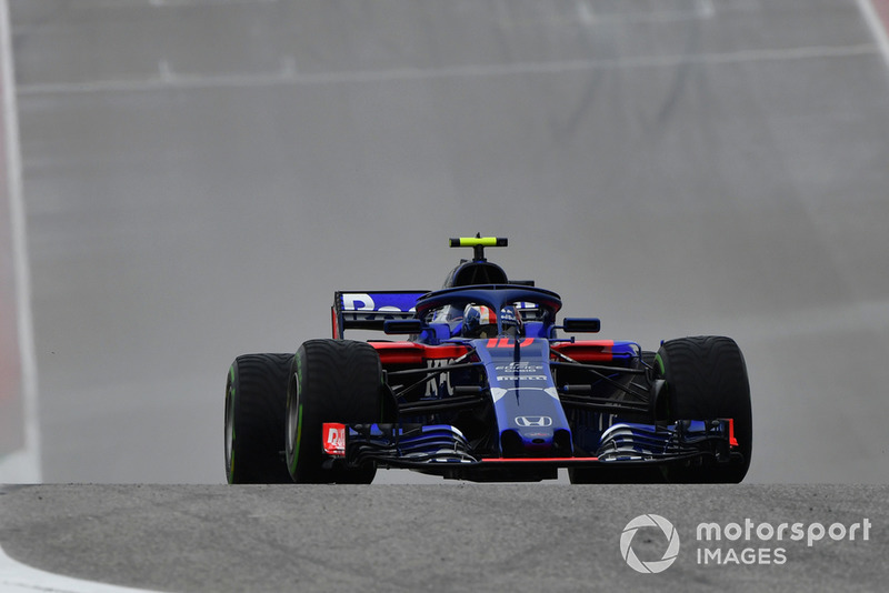 19. Pierre Gasly, Toro Rosso STR13