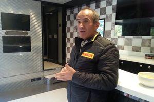 Terenzio Testoni (responsabile Pirelli competizioni Rally)