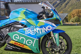 Team Gresini MotoE launch, Matteo Ferrari