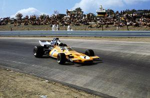 Денни Халм, McLaren M19A