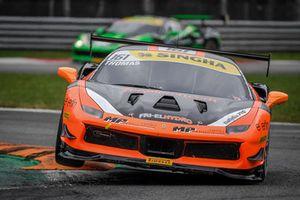 #161, Ineco - MP Racing: Thomas Gostner