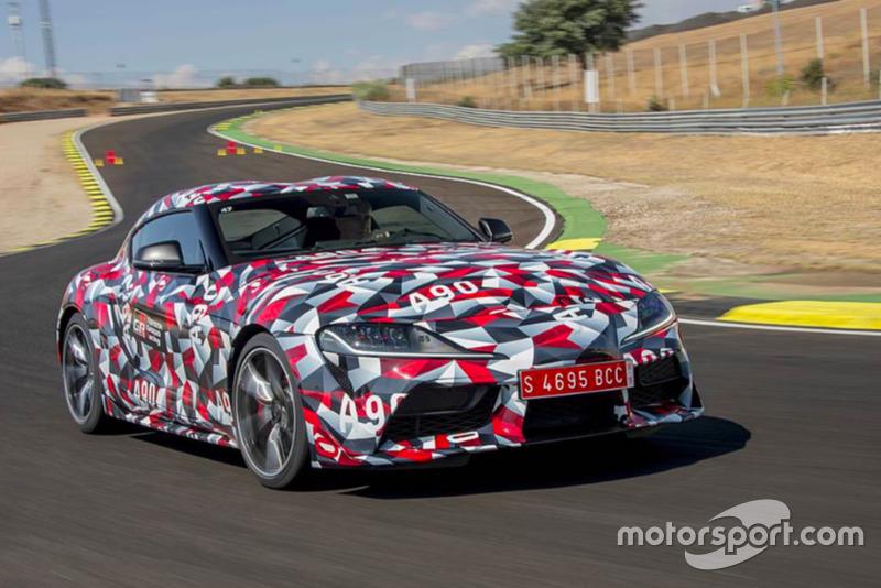 Toyota Supra 2019: del primer concept car