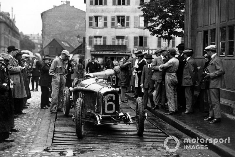 Albert Guyot, Louis Wagner, Rolland Pilain A22
