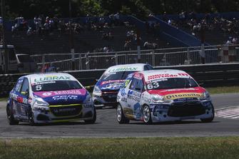 Guillermo Laguardia, Citroën Racing Uruguay Rodrigo Aramendia, Peugeot Petrobras