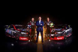 Jack Perkins, James Courtney, Walkinshaw Racing