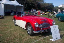 Austin Healy 100-6 von 1957
