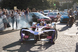 DS Virgin Racing Urban Experience
