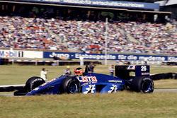 Pier carlo Ghinzani, Ligier JS29C Megatron