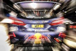 Auto van Sébastien Ogier, Julien Ingrassia, Ford Fiesta WRC, M-Sport