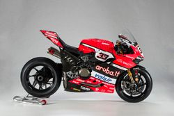 Bike of Marco Melandri, Ducati Team