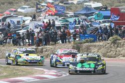 Mauro Giallombardo, Alifraco Sport Ford, Juan Martin Trucco, JMT Motorsport Dodge, Omar Martinez, Martinez Competicion Ford