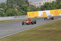 CFGP Round 9 Race action