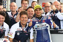 Third place Jorge Martin, Del Conca Gresini Racing Moto3
