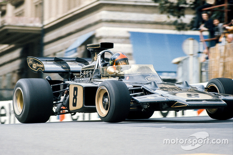 39: Emerson Fittipaldi, Lotus 72D