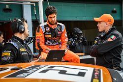 Gustavo Yacamán, Orange1 Team Lazarus, con Armando Donazzan