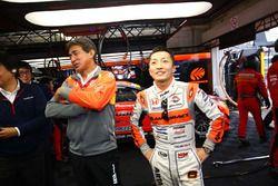 #8 Autobacs Racing Team Aguri Honda NSX Concept GT: Tomoki Nojiri