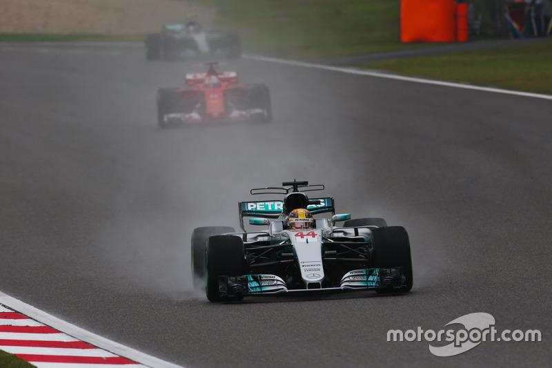 2017 - Kínai Nagydíj / győztes: Lewis Hamilton, Mercedes