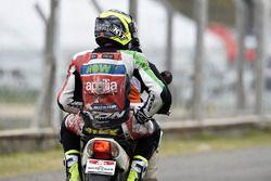 Aleix Espargaro, Aprilia Racing Team Gresini, after crash