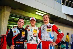 Joey Mawson, Mick Schumacher, Ralf Aron