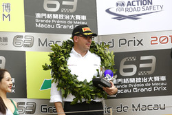 Podium: Chris Reinke, Head Audi Sport Customer