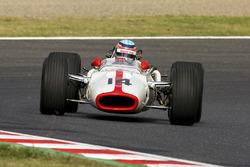 Takuma Sato pilote une Honda RA300