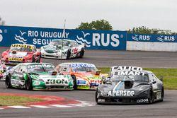 Esteban Gini, Alifraco Sport Chevrolet, Agustin Canapino, Jet Racing Chevrolet, Jonatan Castellano,
