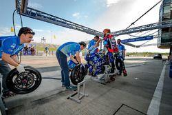 #5 F.C.C. TSR Honda, HondaCB R1000 RR: Gregg Black, Damien Cudlin, Joshua Hook