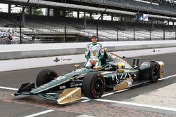 Ed Carpenter, Ed Carpenter Racing Chevrolet official qualifying portrait