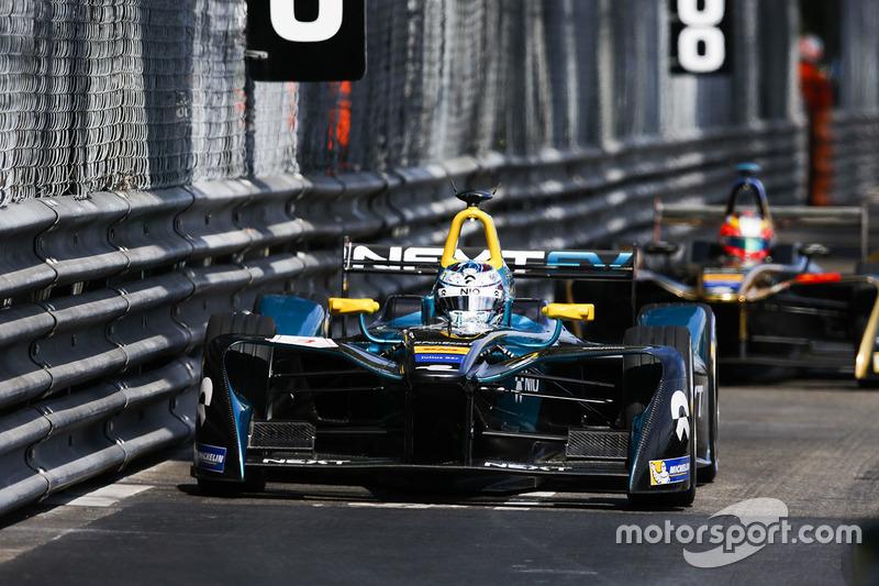 Nelsinho bateu na porta do pódio no ePrix de Mônaco, com o 4º lugar, seu melhor resultado naquele ano.