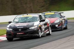 #94 Honda Civic Si: Tom O'Gorman