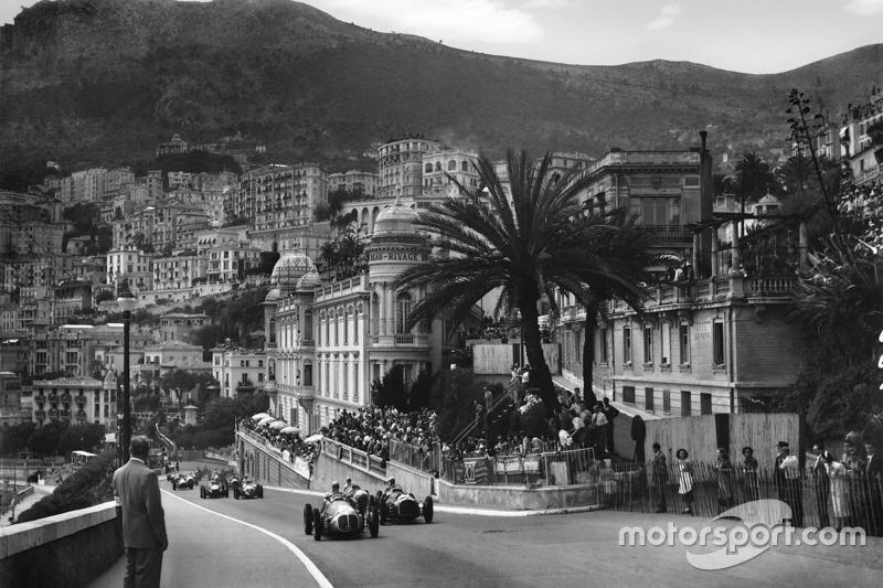 GP de Mônaco, 1950