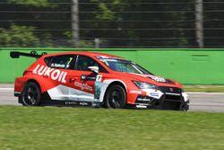 Hugo Valente, Lukoil Craft-Bamboo Racing, SEAT Leon TCR