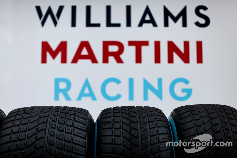 Pirelli wet weather tyres